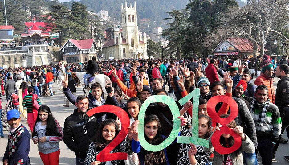 """""""हिम शिमला लाइव"""" परिवार की ओर से समस्त देशवासियों को नववर्ष की हार्दिक शुभकामनाएं"""