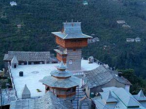 कोटखाई का पुजाली मन्दिर