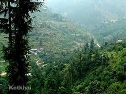 """शिमला का छोटा सा खुबसूरत शहर """"कोटखाई"""""""