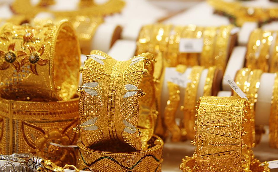 शादी सीजन के दौरान सोने की चमक बढ़ी, दाम 32,450 रुपये की ऊंचाई पर