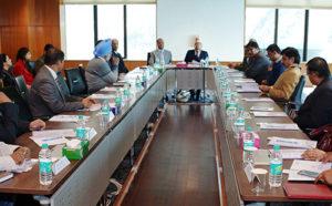 एसजेवीएन द्वारा नगर राजभाषा कार्यान्वयन समिति, शिमला (कार्यालय-2) की बैठक का आयोजन