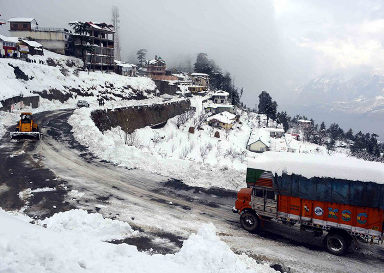 राज्य आपदा प्रबन्धन प्राधिकरण ने की बर्फ से प्रभावित जिलों को चेतावनी जारी...