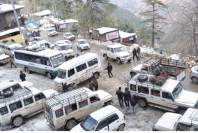पुराना बस अड्डा से डीडीयू अस्पताल बाईफ्रीकेशन तक यातायात की आवाजाही पर प्रतिबंध