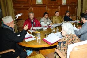 मंत्रिमण्डल निर्णय: सरकार करेगी बेंटनी कैसल का अधिग्रहण, 128 रिक्त पदों को भरने की मंजूरी