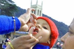 28 जनवरी को 0-5 आयु के बच्चों को पिलाएं ओरल पोलियो वैक्सीन