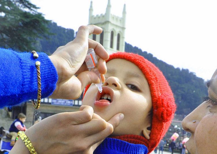 शिमला: 10 मार्च को पिलाई जाएगी पांच साल तक के बच्चों को पोलियो वैक्सीन