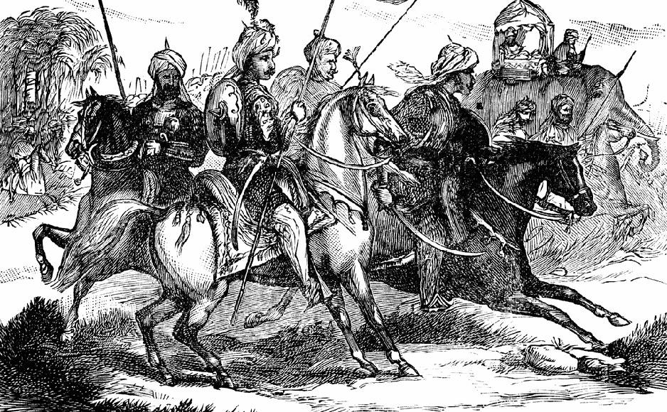 पश्चिम हिमालय के राणा-राजा