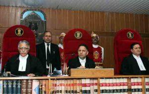 हि.प्र. उच्च न्यायालय के मुख्य न्यायाधीश न्यायमूर्ति मंसूर अहमद मीर 24 अप्रैल को हो रहे हैं सेवानिवृत