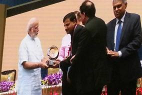 ई-नैम के लिए सोलन को प्रधानमंत्री पुरस्कार