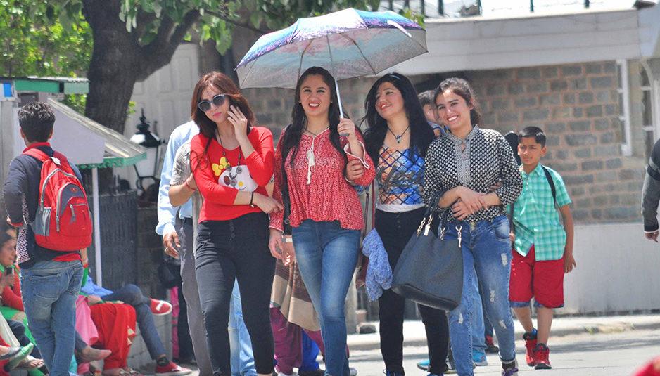 रविवार रहा वर्ष का सबसे गर्म दिन, 6 से 9 जून तक बारिश की आशंका