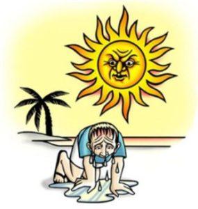 गर्मी से राहत चाहिए तो करें ये उपाय