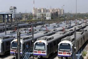 दिल्ली मेट्रो का बढ़ा किराया