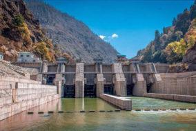 सैंज जल विद्युत परियोजना ने शुरू किया विद्युत उत्पादन