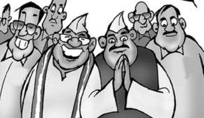 लोकसभा चुनाव : आठ उम्मीदवारों ने किए अपने नामांकन पत्र दाखिल