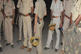 पुलिस कांसटेबलों को बाहरी जिलों में बदलने की कोई योजना नहीः बी.के. अग्रवाल