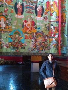 लामा धर्म अपनी विलक्षणता के साथ आज भी विद्यमान