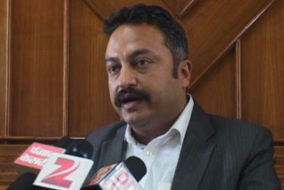 सरकार के विकास के दावों की खुली पोल, बजट निराशाजनक: रोहित ठाकुर