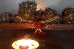 शिरगुल मंदिर चोरी मामला सुलझा, करोड़ों की मूर्तियां बरामद, दो गिरफ्तार