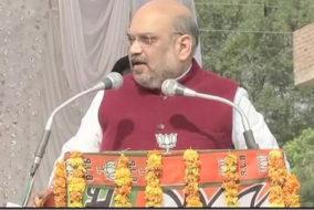 शाह का वीरभद्र सरकार पर हमला, कहा: कांग्रेस राज में भ्रष्टाचारियों को मिला बढ़ावा