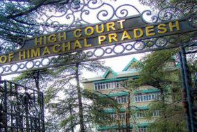 हाईकोर्ट ने मण्डी अदालत में 16 पद भरने पर लगाई रोक