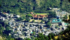 """प्राकृतिक सौंदर्य से लबालब रामपुर का """"सराहन"""""""