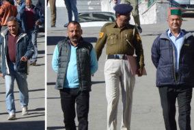 कोटखाई गुडिय़ा प्रकरण: सीबीआई ने पेश किया चालान, पूर्व जैदी, नेगी समेत 9 पुलिस कर्मियों की बढ़ी न्यायिक हिरासत