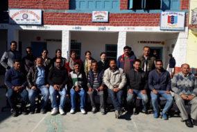 राज्य विद्युत् बोर्ड द्वारा जुब्बल में जागरूकता बैठक आयोजित