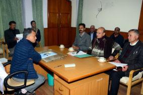 विकसित देशों की तर्ज पर राज्य में स्मार्ट ग्रिड स्थापित करने पर किया जाएगा विचार : अनिल शर्मा