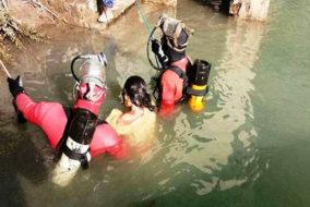 डैम में कूदने वाली लापता छात्रा का शव बरामद