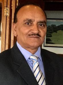 बागवानी विशेषज्ञ डॉ. भारद्वाज