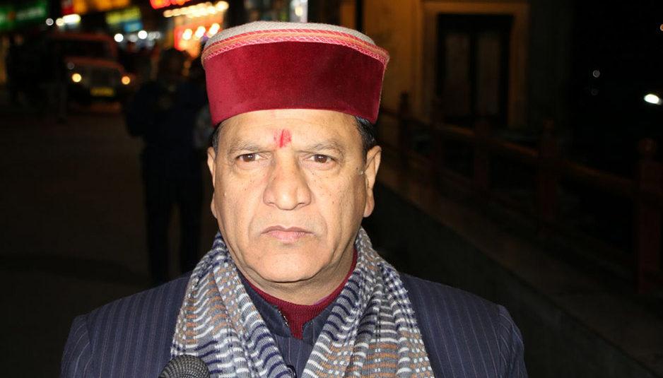भाजपा कोर कमेटी की बैठक में डॉ. बिंदल के हिस्सा लेने पर राष्ट्रपति और चुनाव आयोग को भेजी शिकायत