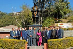 नौणी विश्वविद्यालय ने मनाया 33वां स्थापना दिवस
