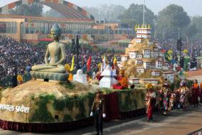 69वें गणतंत्र दिवस के अवसर पर दिखी हिमाचल की 1000 साल पुरानी विरासत की झलक