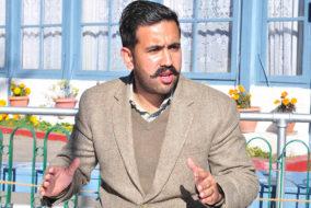 कांग्रेस संगठन में बदलाव की जरूरत : विक्रमादित्य सिंह