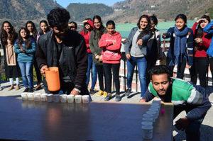 एमएससी औद्यानिकी, एमएससी वानिकी और पीएचडी के 187 छात्रों ने लिया भाग
