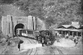 लार्ड कर्जन ने 1899-1905 में बनवाई कालका-शिमला रेल लाइन