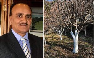 बागवानी विशेषज्ञ डॉ. एस.पी. भारद्वाज