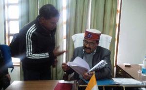 सरकार वन अग्नि के प्रति संवेदनशील : वन मंत्री गोविन्द ठाकुर