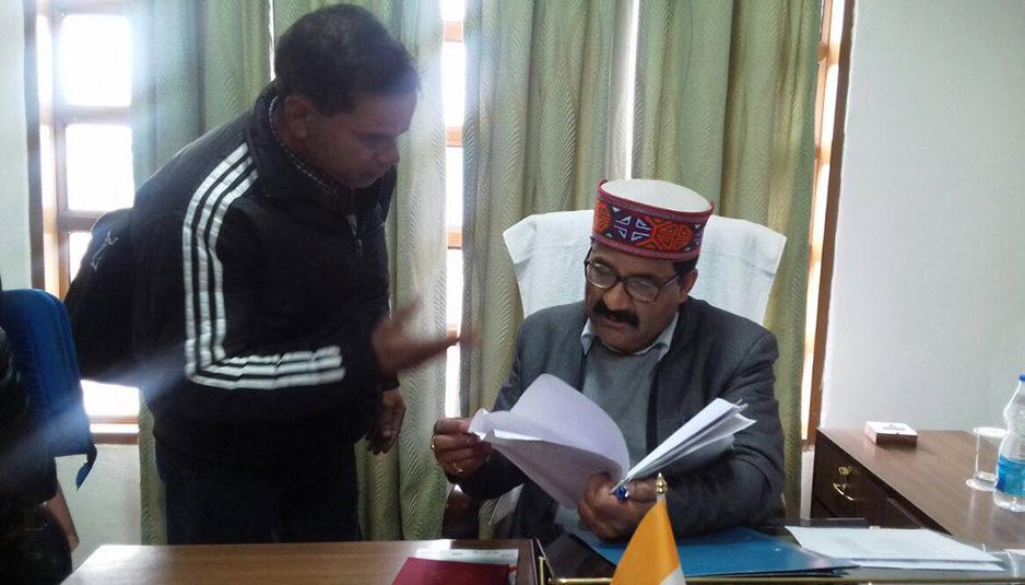 हिमाचल: 5 शहरों में खोले जाएंगे सरकारी ड्राइविंग स्कूल : गोविंद ठाकुर