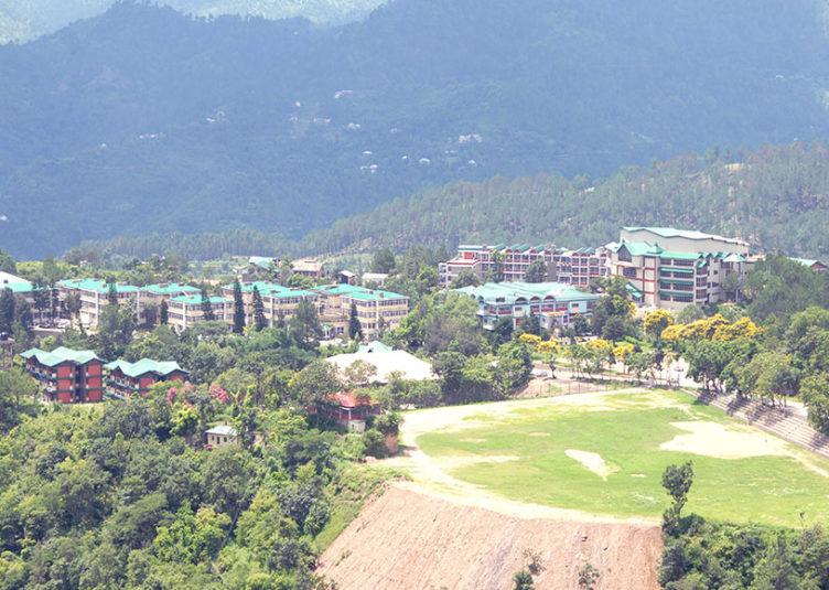 5600 से अधिक छात्र नौणी विश्वविद्यालय के स्नातक प्रवेश परीक्षा में लेगें भाग