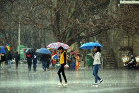 प्रदेश में 18 से 23 जुलाई तक मौसम के रहने की संभावना