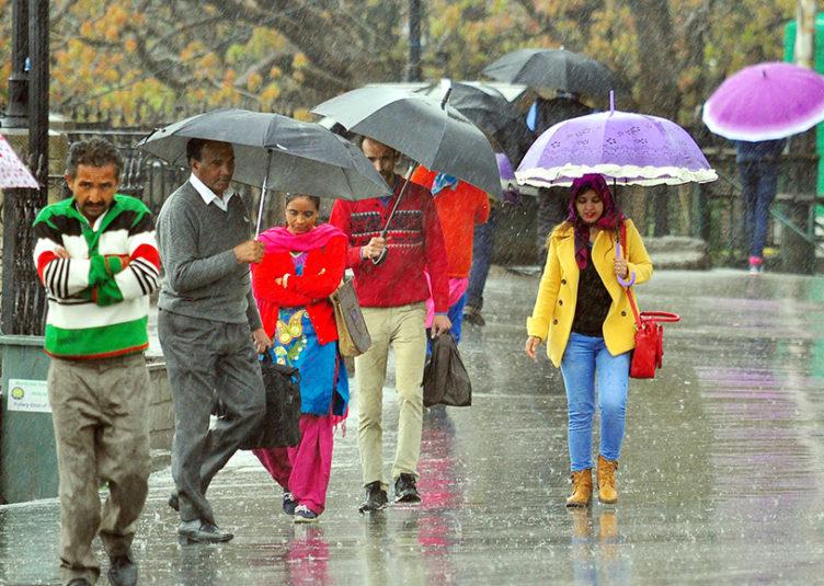 हिमाचल: 25 जून तक बारिश के आसार