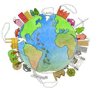 ग्लोबल वार्मिंग न केवल भारत बल्कि पूरे विश्व के लिए एक बहुत बड़ा सामाजिक मुद्दा