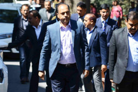 मुख्यमंत्री ने दिए बिजली, जलापूर्ति व सड़कों को शीघ्र बहाल करने के निर्देश