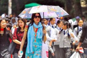 शनिवार सबसे गर्म दिन, 29 मई से 1 जून तक बारिश की आशंका