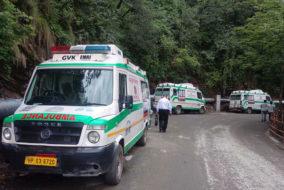 शिमला: रोहड़ू में 108 एंबुलेंस सेवाओं के 5 कर्मचारी लौटे ड्यूटी पर