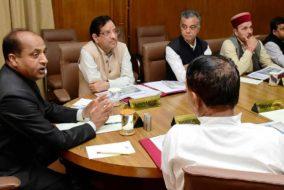 Himachal Cabinet Decisions