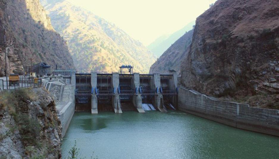 मंडी : 23 जून को खोले जाएंगे लारजी बांध के गेट