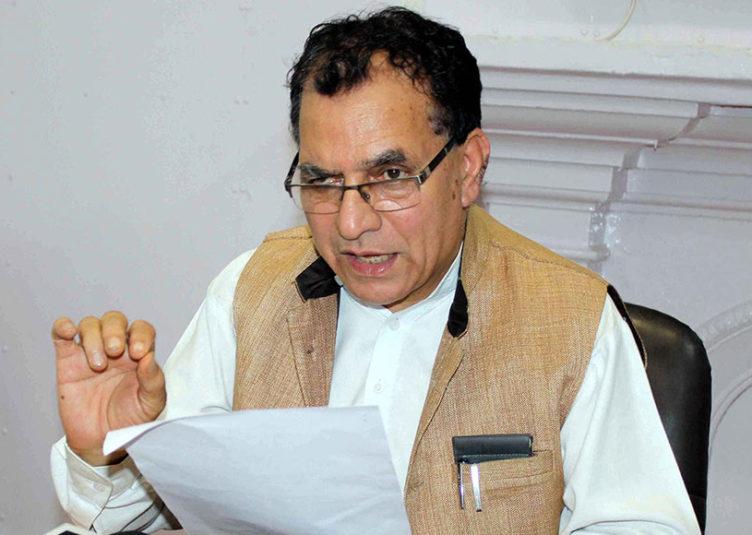 लंबे समय से सत्ता में नहीं आने की वजह से सदमे में कांग्रेस पार्टी ईवीएम को लेकर कर रही गलत टिप्पणियां: सुरेश भारद्वाज