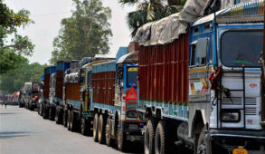 हिमाचल में ट्रक ऑपरेटरों की हड़ताल, एक दिन में करोड़ों का नुकसान